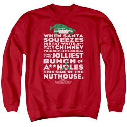 Christmas Vacation - Mens Jolliest Bunch Sweater