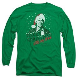 Christmas Vacation - Mens Merry Christmas Long Sleeve T-Shirt