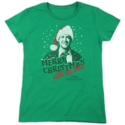 Christmas Vacation - Womens Merry Christmas T-Shirt