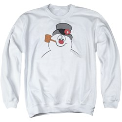 Frosty The Snowman - Mens Frosty Face Sweater
