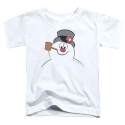Frosty The Snowman - Toddlers Frosty Face T-Shirt