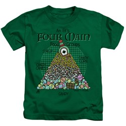 Elf - Youth Food Pyramid T-Shirt