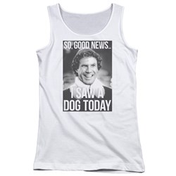 Elf - Juniors Must Love Dogs Tank Top