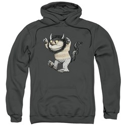 Where The Wild Things Are - Mens Carol Pullover Hoodie