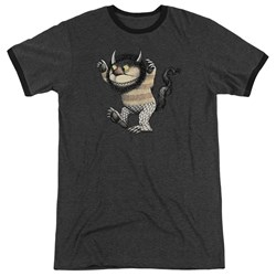 Where The Wild Things Are - Mens Carol Ringer T-Shirt