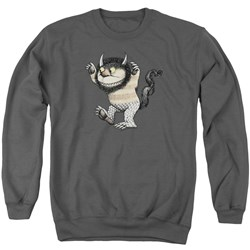 Where The Wild Things Are - Mens Carol Sweater