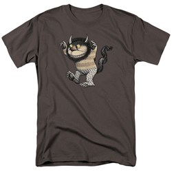 Where The Wild Things Are - Mens Carol T-Shirt