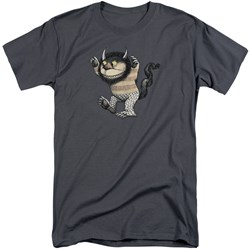 Where The Wild Things Are - Mens Carol Tall T-Shirt