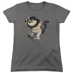 Where The Wild Things Are - Womens Carol T-Shirt
