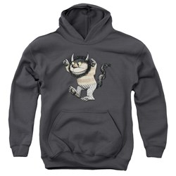 Where The Wild Things Are - Youth Carol Pullover Hoodie