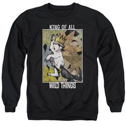 Where The Wild Things Are - Mens King Of All Wild Things Sweater