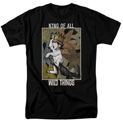 Where The Wild Things Are - Mens King Of All Wild Things T-Shirt