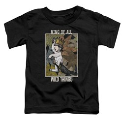 Where The Wild Things Are - Toddlers King Of All Wild Things T-Shirt