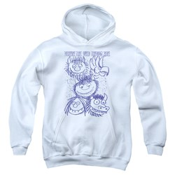 Where The Wild Things Are - Youth Wild Sketch Pullover Hoodie