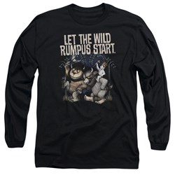 Where The Wild Things Are - Mens Wild Rumpus Long Sleeve T-Shirt