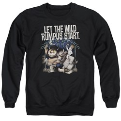 Where The Wild Things Are - Mens Wild Rumpus Sweater