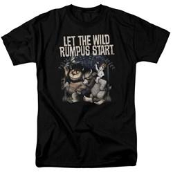 Where The Wild Things Are - Mens Wild Rumpus T-Shirt