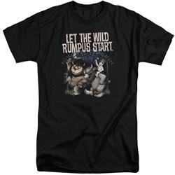 Where The Wild Things Are - Mens Wild Rumpus Tall T-Shirt