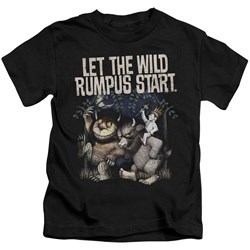 Where The Wild Things Are - Youth Wild Rumpus T-Shirt