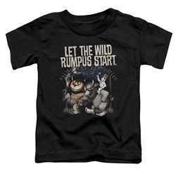 Where The Wild Things Are - Toddlers Wild Rumpus T-Shirt