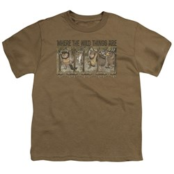 Where The Wild Things Are - Youth Hang T-Shirt