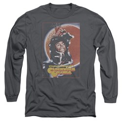 A Clockwork Orange - Mens Distressed Poster Long Sleeve T-Shirt