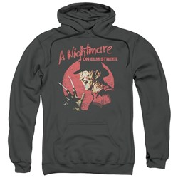 Nightmare On Elm Street - Mens Freddy Circle Pullover Hoodie
