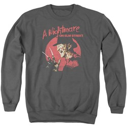 Nightmare On Elm Street - Mens Freddy Circle Sweater