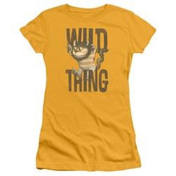 Where The Wild Things Are - Juniors Wild Thing T-Shirt