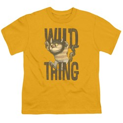 Where The Wild Things Are - Youth Wild Thing T-Shirt