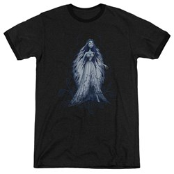 Corpse Bride - Mens Vines Ringer T-Shirt