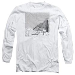 Corpse Bride - Mens My Darling Long Sleeve T-Shirt