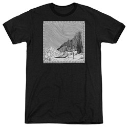 Corpse Bride - Mens My Darling Ringer T-Shirt