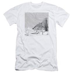 Corpse Bride - Mens My Darling Slim Fit T-Shirt