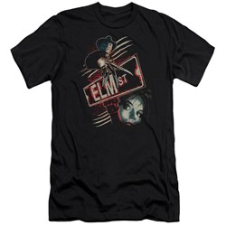 Nightmare On Elm Street - Mens Elm St Premium Slim Fit T-Shirt