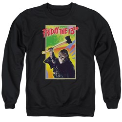 Friday The 13Th - Mens Retro Game Sweater