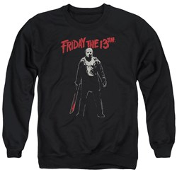 Friday The 13Th - Mens Chchch Ahahah Sweater
