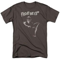 Friday The 13Th - Mens Ax T-Shirt