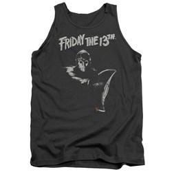 Friday The 13Th - Mens Ax Tank Top