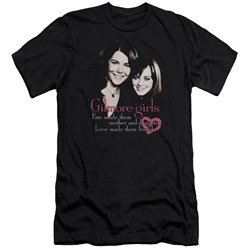 Gilmore Girls - Mens Title Premium Slim Fit T-Shirt