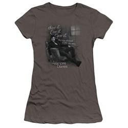 Vampire Diaries - Juniors Be Yourself Premium Bella T-Shirt