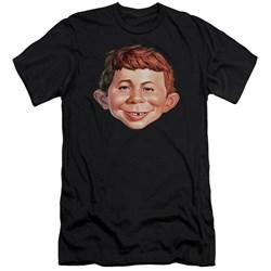 Mad - Mens Alfred Head Premium Slim Fit T-Shirt