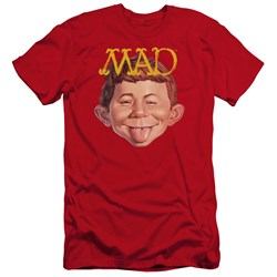 Mad - Mens Absolutely Mad Premium Slim Fit T-Shirt