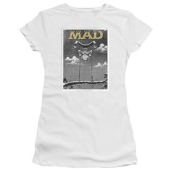 Mad - Juniors Swinger Premium Bella T-Shirt