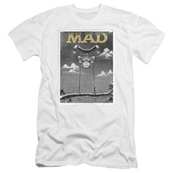 Mad - Mens Swinger Premium Slim Fit T-Shirt