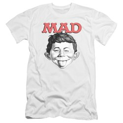 Mad - Mens U Mad Premium Slim Fit T-Shirt