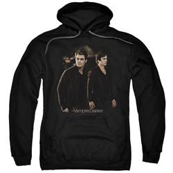 Vampire Diaries - Mens Brothers Pullover Hoodie