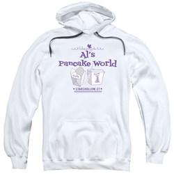 Gilmore Girls - Mens Als Pancake World Pullover Hoodie