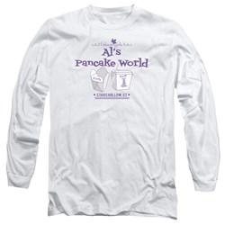 Gilmore Girls - Mens Als Pancake World Long Sleeve T-Shirt