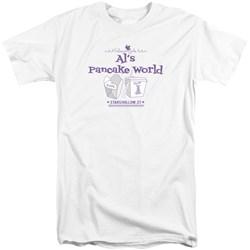 Gilmore Girls - Mens Als Pancake World Tall T-Shirt